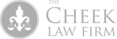 The Cheek Law Firm logo